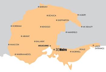 MelbourneRotomouldDeliveryZone