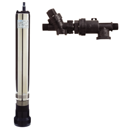 Hyjet HHR-370S Submersible mains switch over water pump