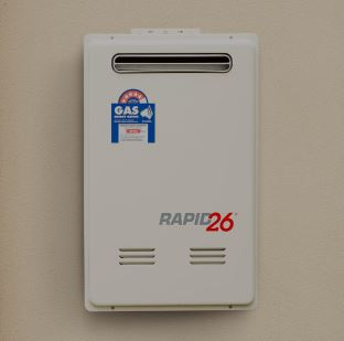 Rapid 26 – Continuous Flow Water Heater