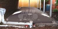 Bladder Tank 1700L