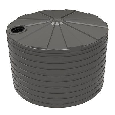 Kingston Water Tanks Bushmans 25000L Round Tank