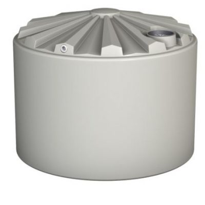 Kingston Water Tanks - Global 28000L Round Tank