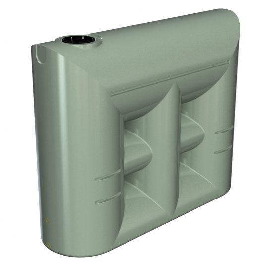 Kingston Water Tanks 4000L Slimline Green