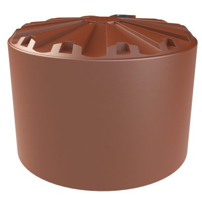 Melro 35000 Litre round poly water tank