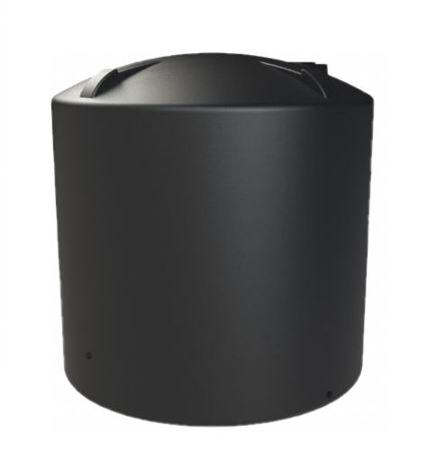 Melro 8000 Litre round poly water tank