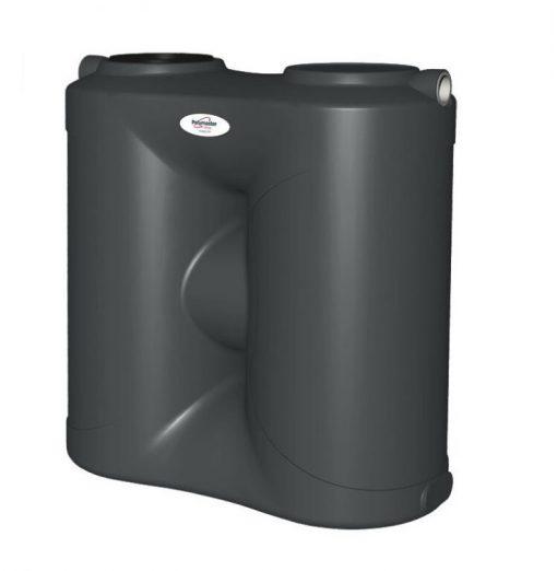 Polymaster 1050 Litre slimline poly water tank