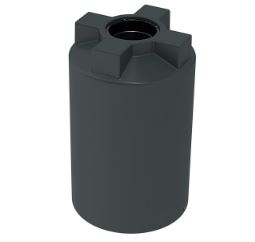 Choice Plastics 500 Litre round poly water tank