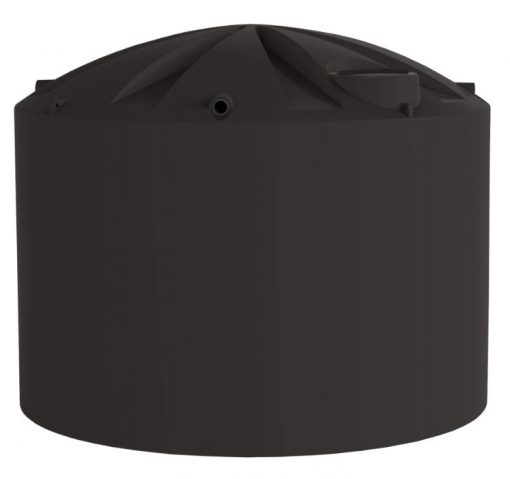 Kingston Water Tanks Polymaster 22500L round poly water tank