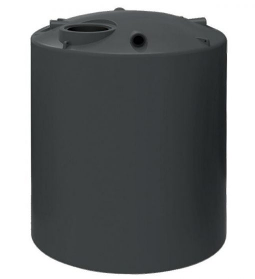 Polychoice 5000 Litre round poly water tank